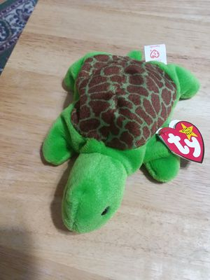 Ty beanie baby Speedy the turtle for Sale in US