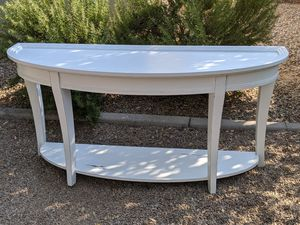 Entry table/Sofa table/Console table for Sale in Surprise, AZ