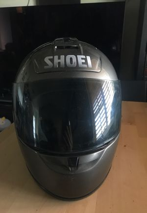 Shoei motorcycle helmet for men for Sale in Arcadia, CA