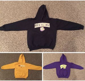 Western Illinois University Leathernecks - 3 Youth Hooded Sweatshirts - Hoodies for Sale in Fishers, IN
