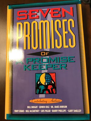 Seven Promises of a Promise Keeper for Sale in Covina, CA