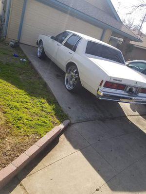 Caprice 76 for Sale in Fresno, CA