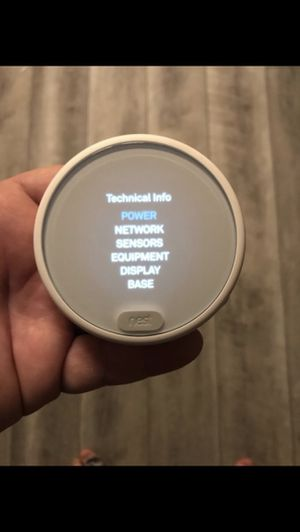Nest thermostat E for Sale in Sarasota, FL