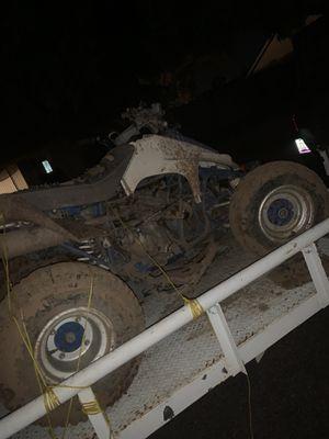 Suzuki 350 quadsport for Sale in Phoenix, AZ