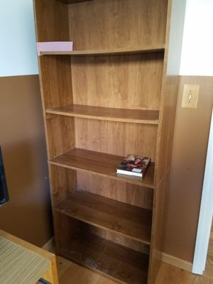 2 tall bookshelves for Sale in Queens, NY