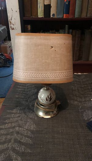 Antique Lamp for Sale in Hainesport, NJ