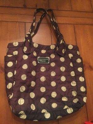 Marc Jacobs nylon polka dot tote - great for travel! for Sale in Buckeye, AZ