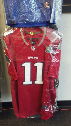 NEW EDELMAN PATRIOTS JERSEY XXL for Sale in Montclair, CA