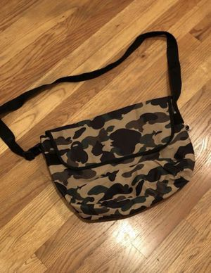 Bape Camo E Mook Magazine Bag for Sale in Chula Vista, CA