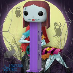 Funko Pop! Pez Disney Nightmare Before Christmas NBC Sally Candy Dispenser for Sale in Converse, TX