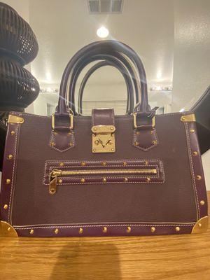 Louis Vuitton Purple Suhali Leather Le Fabuleux Bag for Sale in La Mesa, CA