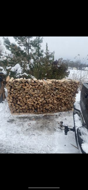 Split Firewood delivery for Sale in New Baltimore, MI