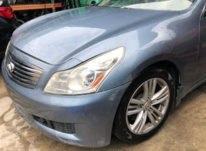 2007 - 2015 INFINITI G37 G35 Q40 SEDAN ALL PARTS OUT FOR SALE! for Sale in Fort Lauderdale, FL