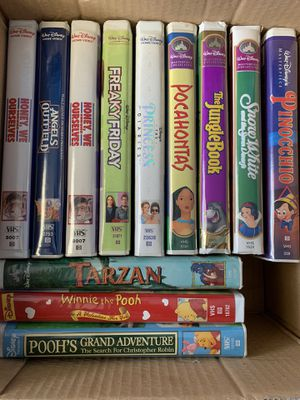 Lot of Disney VHS for Sale in Pevely, MO