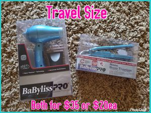 BaByBliss PRO Travel Set for Sale in Corcoran, CA