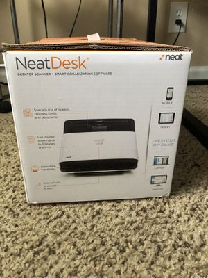 NeatDesk Desktop scanner for Sale in Lawrenceville, GA
