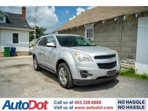 2011 Chevrolet Equinox for Sale in Sykesville, MD