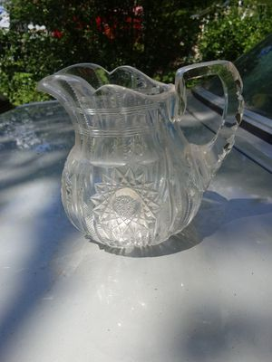 Antique vintage crystal glass for Sale in Lebanon, TN