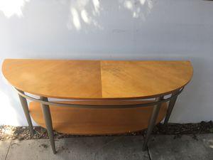 Entryway console table for Sale in Del Mar, CA
