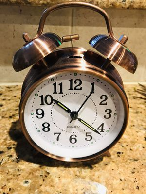 Twin Bell Alarm Clock for Sale in Frisco, TX