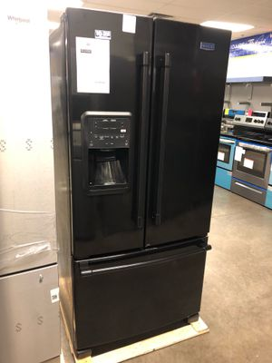 1 YR Warranty! Maytag Refrigerator Fridge Bottom Freezer French Door 3-Door #1943 for Sale in Chandler, AZ