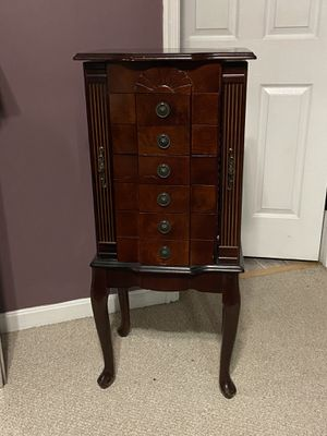 Jewelry Armoire for Sale in Port Tobacco, MD