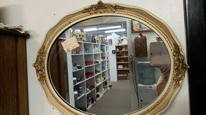Oval French provincial mirror for Sale in Mesa, AZ