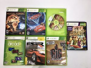 Lot of Xbox 360 Games for Sale in Garrison, MD