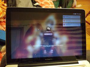 2011 macbook pro and accessories for Sale in Cedar Rapids, IA