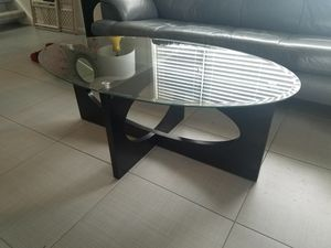 Glass Coffee Table for Sale in Melbourne Beach, FL