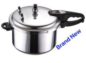 Brentwood Aluminium Pressure Cooker Kitchen Olla de Presión de Aluminio 5.5 Litros BPC-105 for Sale in Miami, FL
