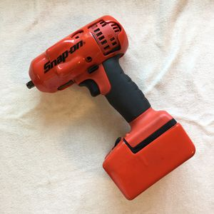 Snap on impact wrench 3/8 for Sale in Culver City, CA