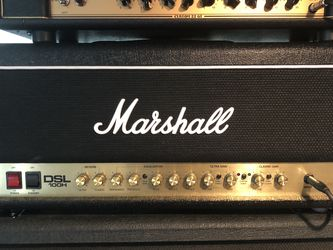 Marshall 100 Watt All tube Head In Excellent Condition for Sale in Seattle,  WA
