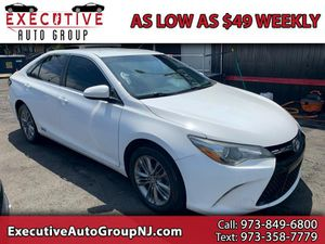 2015 Toyota Camry for Sale in Irvington, NJ