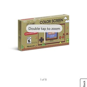 Game and Watch In Stock Walmart Online for Sale in Seattle, WA