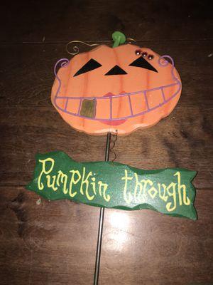 Halloween decoration for Sale in Owasso, OK