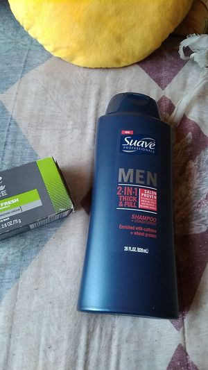 Mens Shampoo and Body Bar for Sale in Federal Way, WA