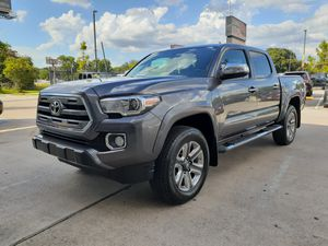 2017 Toyota Tacoma Limited V6 for Sale in Humble, TX