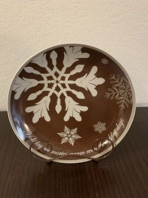 Christmas Plate Decoration for Sale in Orange, CA