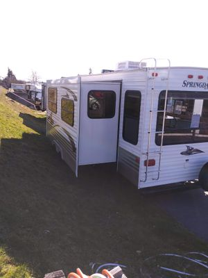 2011 Springdale 26.7 trailer with. Large slide for Sale in Tacoma, WA