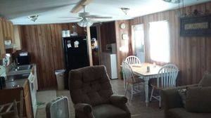 A Fleetwood Mobile Home and land for Sale in Vidalia, GA