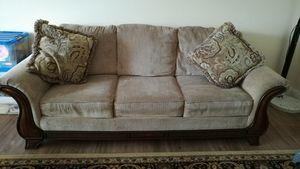 Sofa +Queen bad for Sale in Bensalem, PA