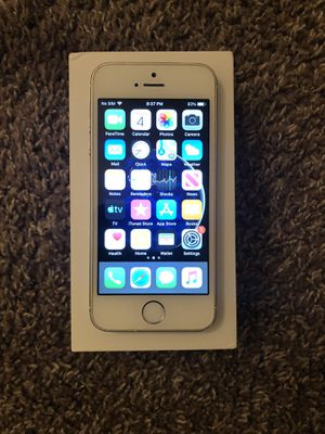 iPhone 5s 16GB Unlocked for Sale in Baltimore, MD