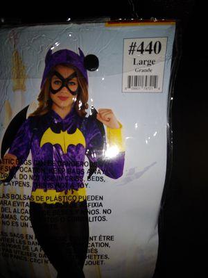 Bat girl costume for Sale in Bolingbrook, IL