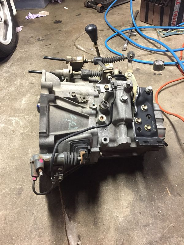 Jdm Toyota Corolla AE101 5spd Manual C52 Transmission Non-Lsd 1 6L Twin-cam  20v Blacktop for Sale in Knoxville, TN - OfferUp
