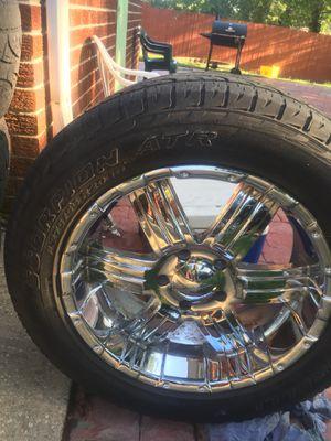 Rims 20 for Sale in Hyattsville, MD