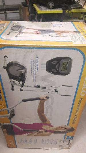 Weslo Momentum G3.4 Elliptical for Sale in Sunrise, FL