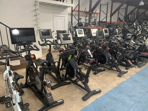 Interactive Spin Bikes (NordicTrack, Peloton, Proform) workout with trainers or ride on 100s of trails around the world! interactive bike as low as $ for Sale in Palos Verdes Estates, CA