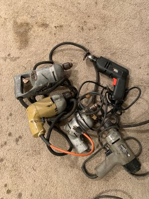 Electric drills for Sale in Roy, WA