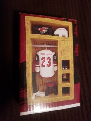 AZ COYOTES Oliver Ekman Larsson Mini Locker for Sale in Tempe, AZ